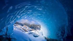 El glaciar Perito Moreno visto desde adentro